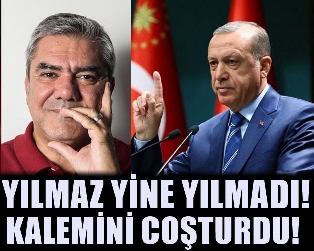 Özdil: Erdoğan neden bu kadar öfkeleniyor?