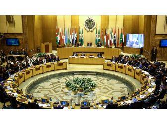 Arap Birliğinden Filistinlilere Destek