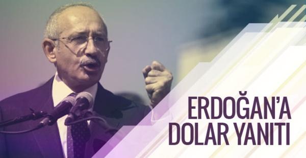 Kılıçdaroğlu Doları düşürecek formülü açıkladı