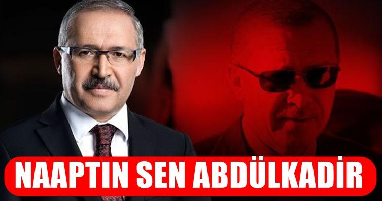 Yandaş yazar Abdulkadir Selvi'den Erdoğan'ı kızdıracak Kandil yazısı