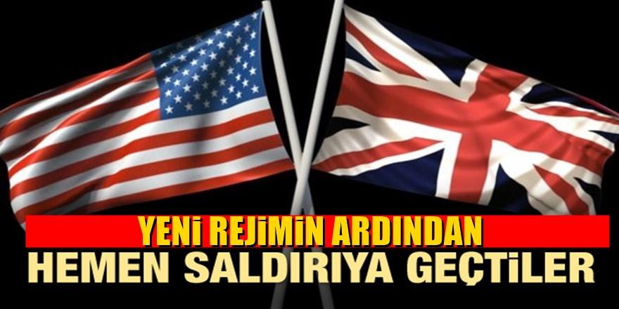 Son dakika : Türkiye'ye büyük kuşatma :