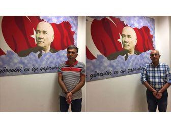Azerbaycan Ve Ukrayna'dan İki Üst Düzey Fetö'cü Getirildi