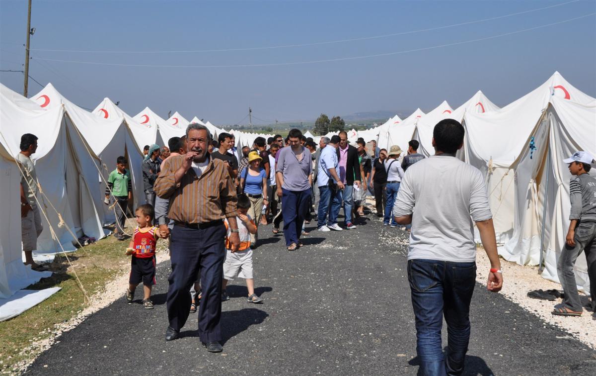 İşte Türkiye'de yaşayan Suriyeli sayısı!
