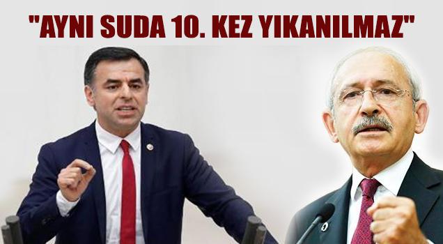 CHP yönetimine 'inatlaşmayın' çağrısı!