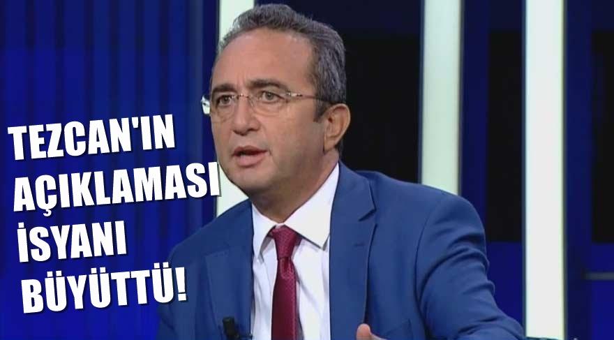 CHP'li vekillerden Kemal Destekçisi Tezcan'ın açıklamalarına tepki