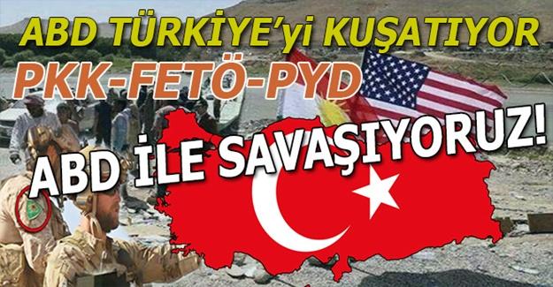 ABD harekete geçti! Türkiye'ye SKANDAL KUŞATMA