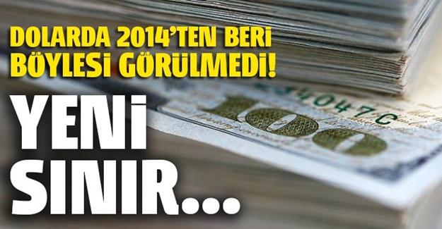 TL'de kayıp hız kesmiyor: An itibariyle Dolar Euro kuru şok etti