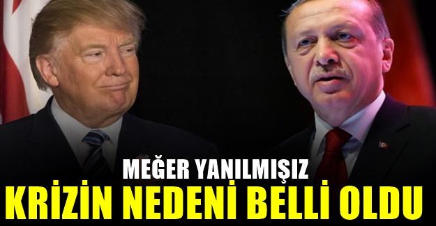 ABD Türkiye'ye neden savaş açtı! Gerçek detay ortaya çıktı