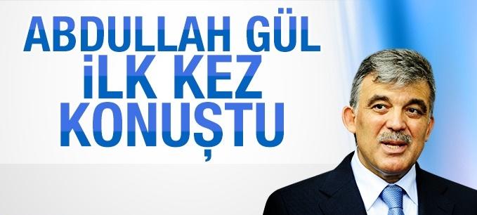 Ekonomik 15 Temmuz için Abdullah Gül'den açıklama