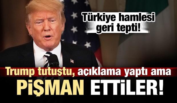 Türkiye hamlesi geri tepti! Açıklama yaptı ama...