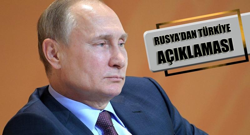 Türkiye Rusya'dan yardım istedi mi? Kremlin'den yanıt