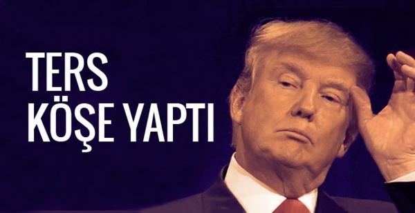 Son dakika : Trump durmuyor bir yaptırım kararı daha!