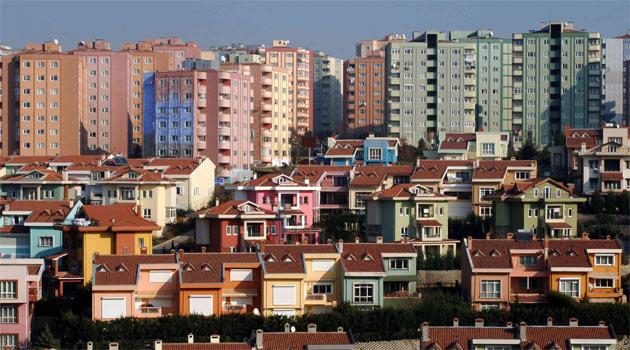 Eskişehir'de Geçen Ay Konut Satışları Yüzde 15 Azaldı