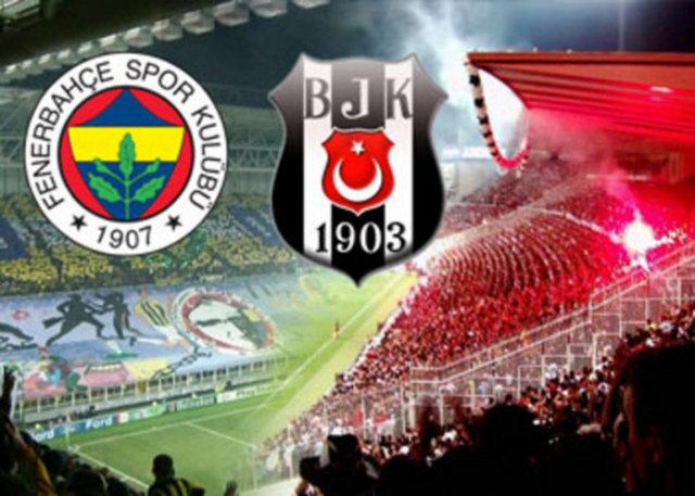 İlk Yarıda Eşitlik Var, Beşiktaş 0-0 Fenerbahçe
