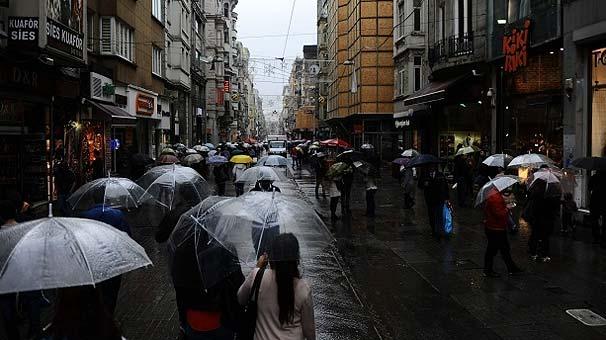 23 Ağustos Yurtta hava durumu