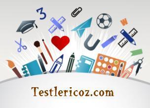 Testlericoz.com -  En kaliteli ve güncel test çözme sitesi