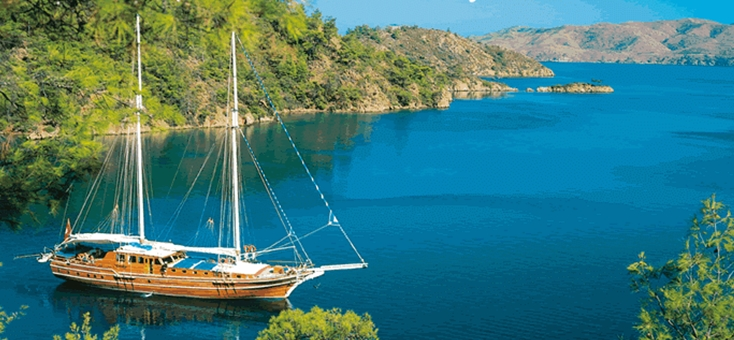 Tekne ile Gidilebilecek Yakın Yunan Adaları(Rodos, Simi)