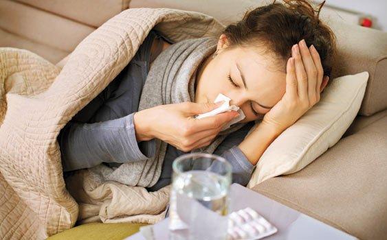 Grip ve Soğuk Algınlığının En İyi İlacı İstirahat Etmek