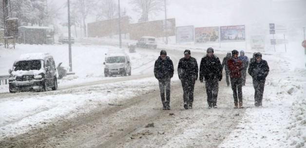 Meteoroloji 13 Bölge Müdürlüğü'nden Buzlanma Ve Don Uyarısı