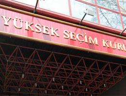 YSK'dan Erdoğan'ın diplomasına ilişkin açıklama