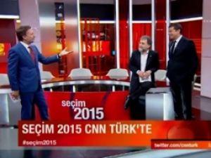 """Ahmet Hakan Cüneyt Özdemir'e: """"Melih Gökçek Gibisin Valla"""""""