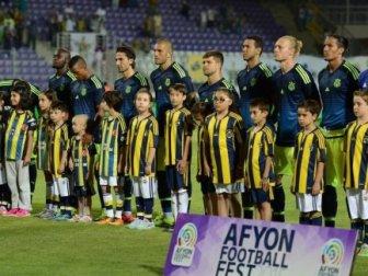 Fenerbahçe Marsilya maçının geniş özeti ve golleri
