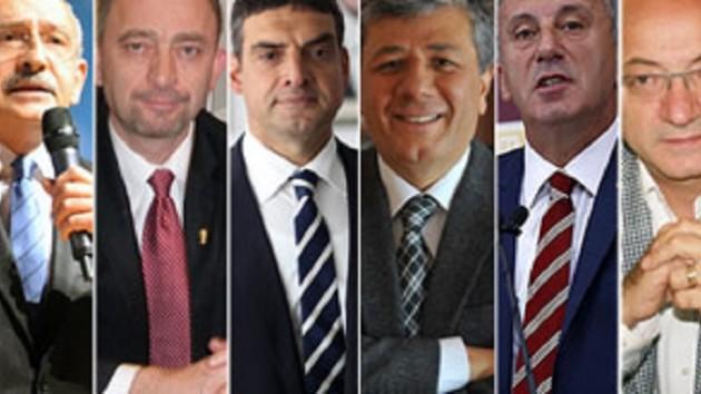 CHP'nin yeni genel başkanı kim olacak?
