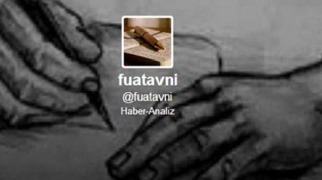 Fuatavni hesabından dün gece kim tweet attı?
