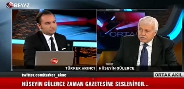 Gülerce: Zaman Gazetesi PKK'nın yayın organı gibi