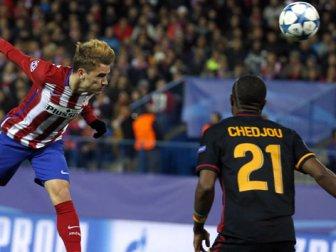 Atletico Madrid  Galatasaray - Maç özeti -