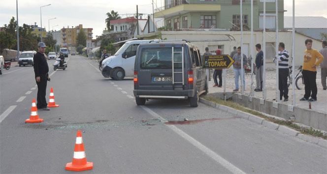 Antalya Demre'de Mehmet Yorulmaz'ın acı ölümü