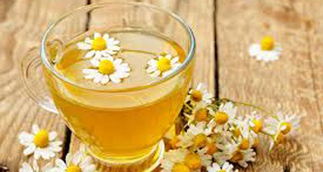 Papatya çayının inanılmaz faydası