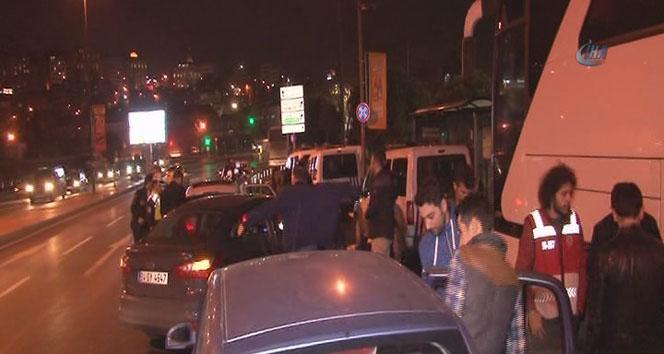 İstanbul'da dev operasyon! 39 İlçe karıştı!