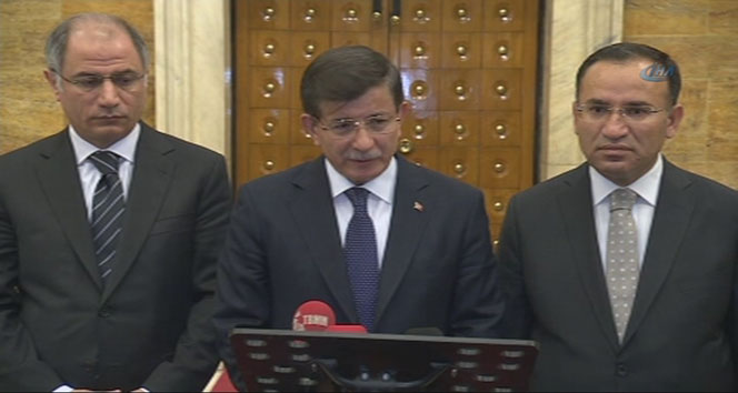 Başbakan Davutoğlu'ndan Tahir Elçi Açıklaması!