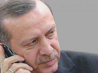 Erdoğan'dan, Tahir Elçi'nin ailesine taziye telefonu