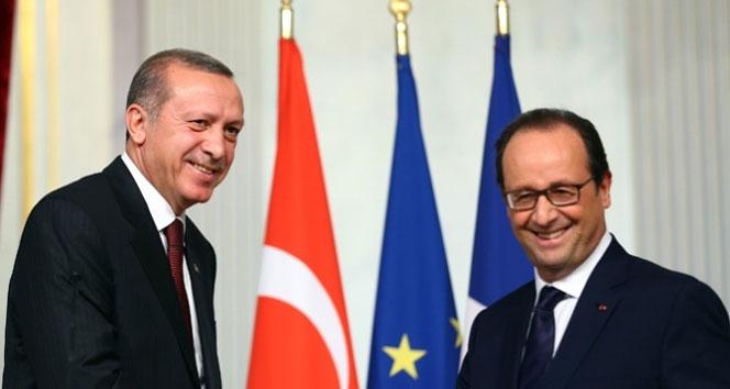 Erdoğan,Hollande görüşmesinin detayları