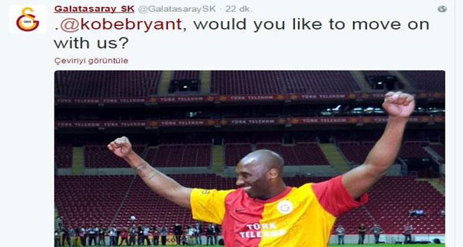 Galatasaray'dan Kobe Bryant'a Flaş teklif