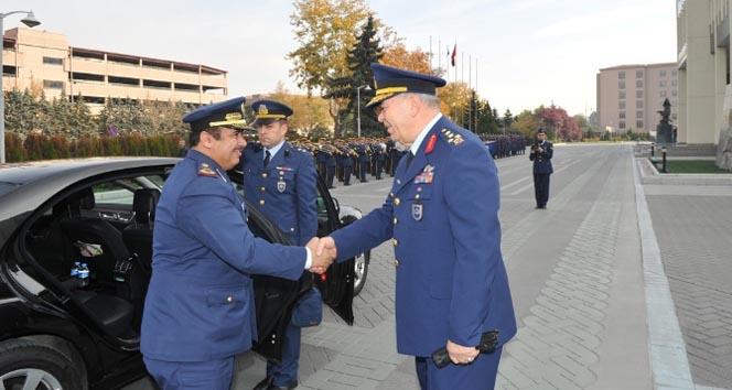 Katarlı komutandan Türkiye'ye ziyaret