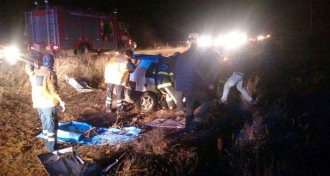 Kahramanmaraş'ta zincirleme kaza: Ölü ve yaralılar var