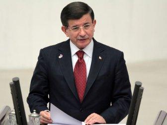 Davutoğlu, Yunus Emre Enstitüsü'nün açılışını yaptı