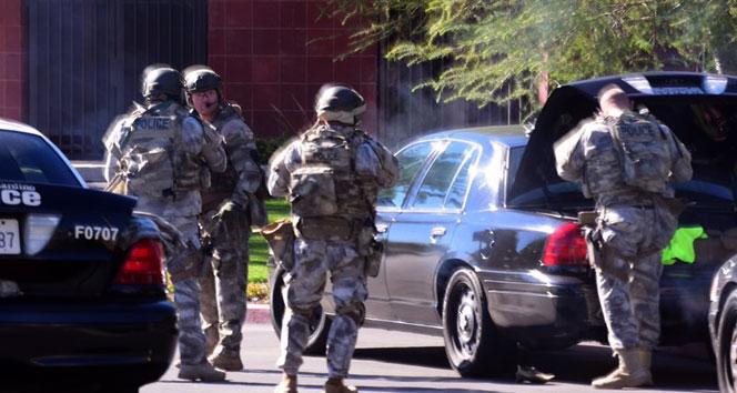 ABD'de silahlı saldırı!