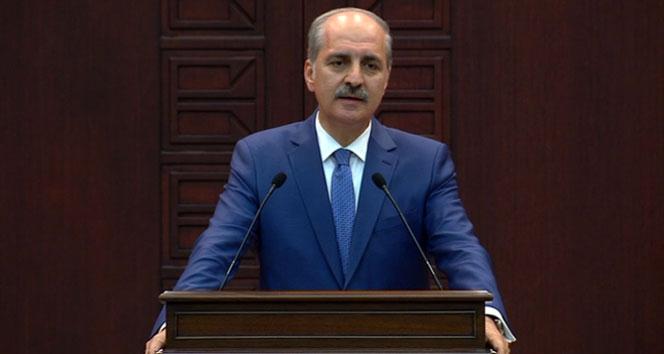 Numan Kurtulmuş'tan Türkmen ve Azeri gazı sinyali