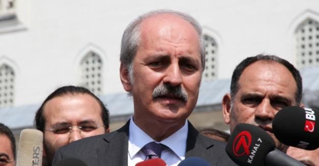 Kurtulmuş'tan 'Musul' açıklaması