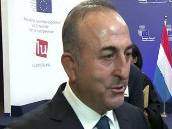 Çavuşoğlu: 'Yeni fasılların açılması için çalışıyoruz'