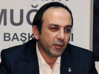 AK Parti il başkanı kazada yaralandı