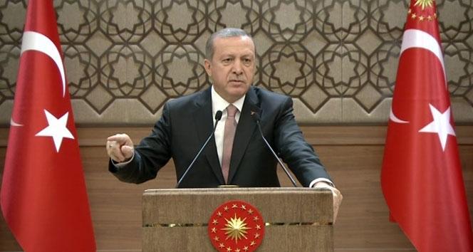 Erdoğan'dan CHP ve HDP'ye şok çıkış!