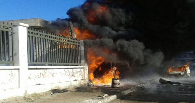 Rus uçakları hastaneleri ve camiyi bombaladı: 40 ölü, 45 yaralı