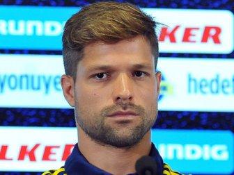 Fenerbahçe'de Diego Ribas şoku