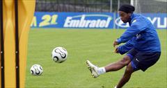 Ronaldinho şakası