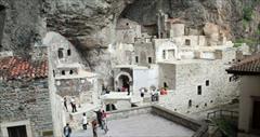 Sümela Manastırı'nı 3 yılda 1.5 milyon kişi ziyaret etti